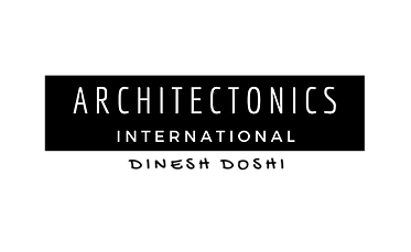 Architectonics International Logo Design