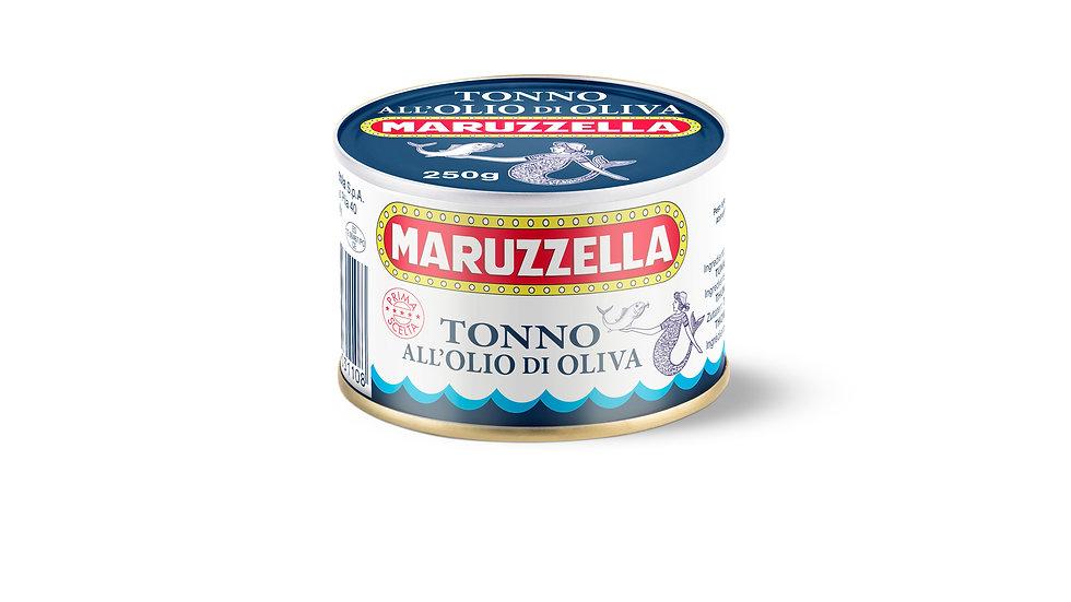 Tonno Maruzzella all'olio d'oliva 250g