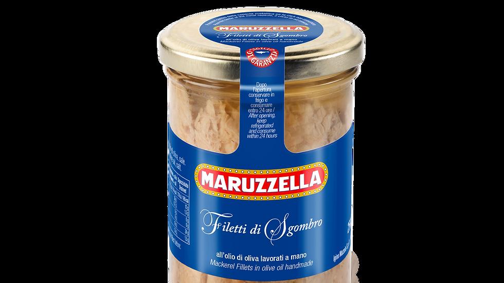 Makrelenfilets in Olivenöl 250g