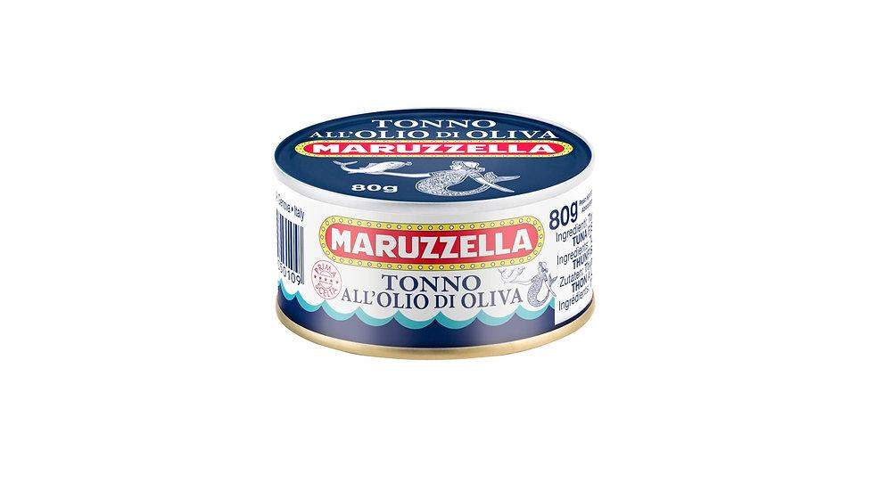 Tonno Maruzzella all'olio di oliva 80g