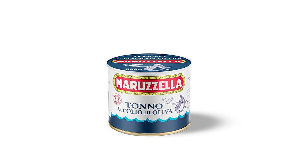 Tonno Maruzzella all'olio d'oliva 500g