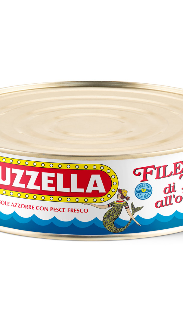Filetti tonno olio di oliva 2450g