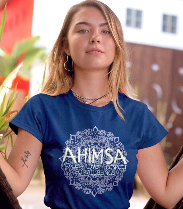 Ahimsa T Shirt