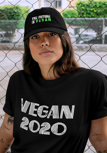vegan 2020 t shirt