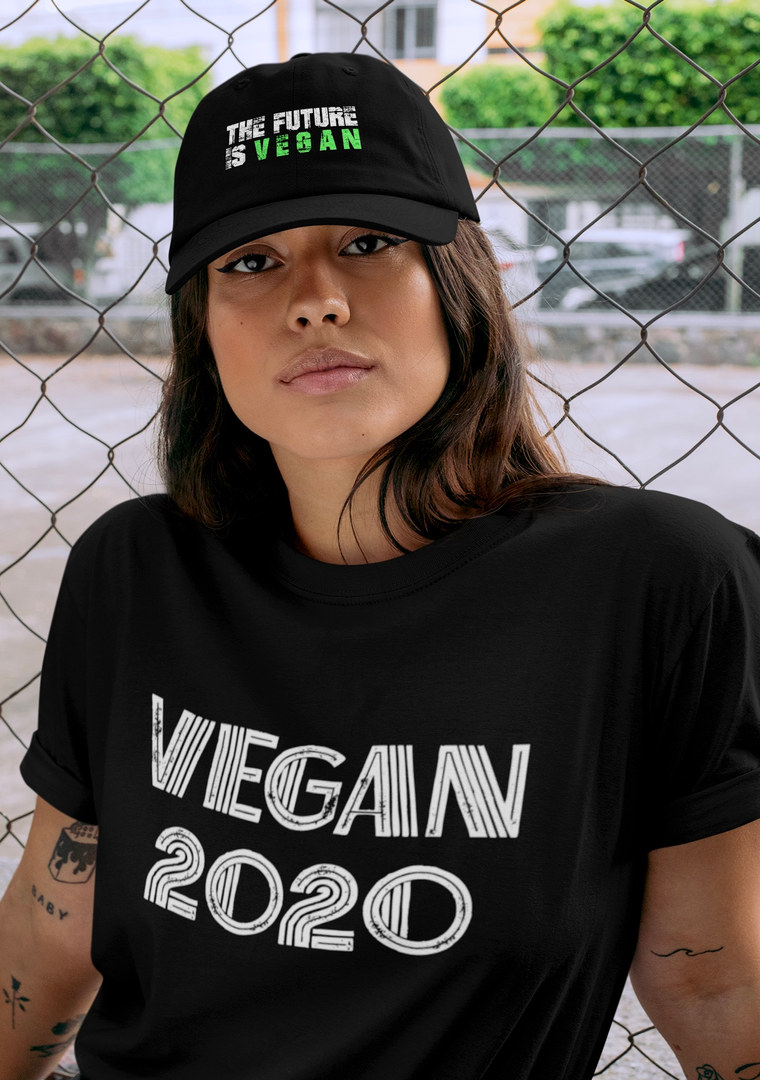vegan 2020 t shirt