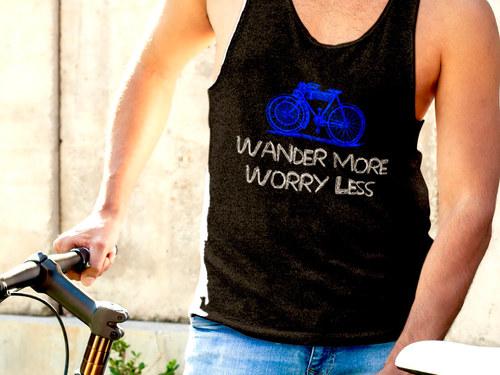 Wander More Worry Less Vegan Cruelty Fre