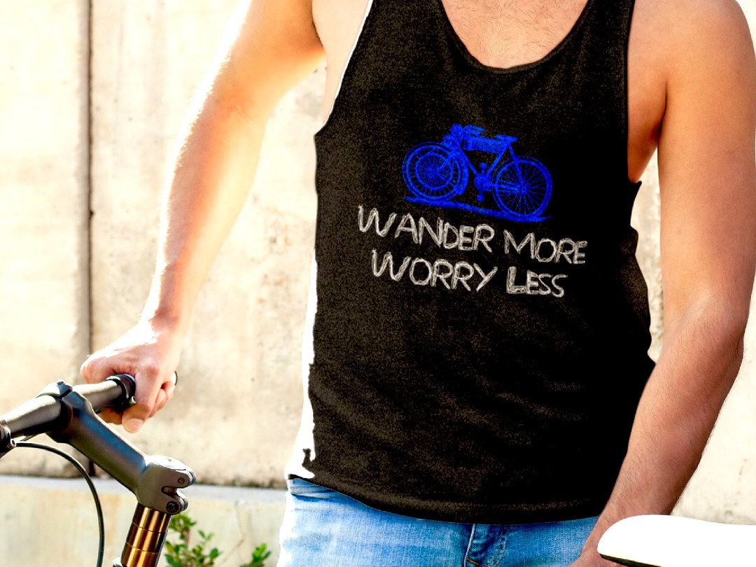Wander More Worry Less Vegan Cruelty Fre