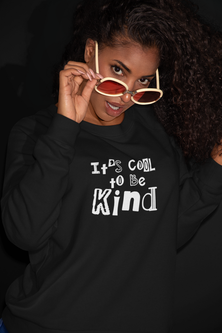 It's Cool to be Kind Vegan Activism T Shirt