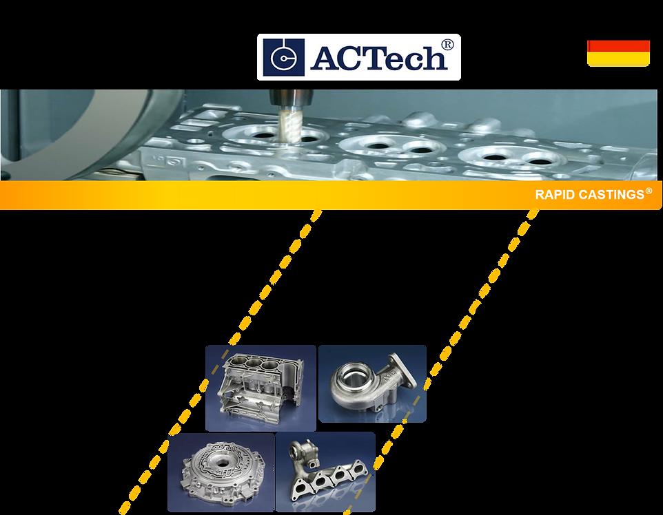 sobre a ACTech e seus produtos e serviços