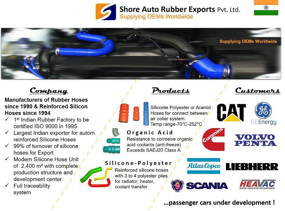 Shore Auto Rubber