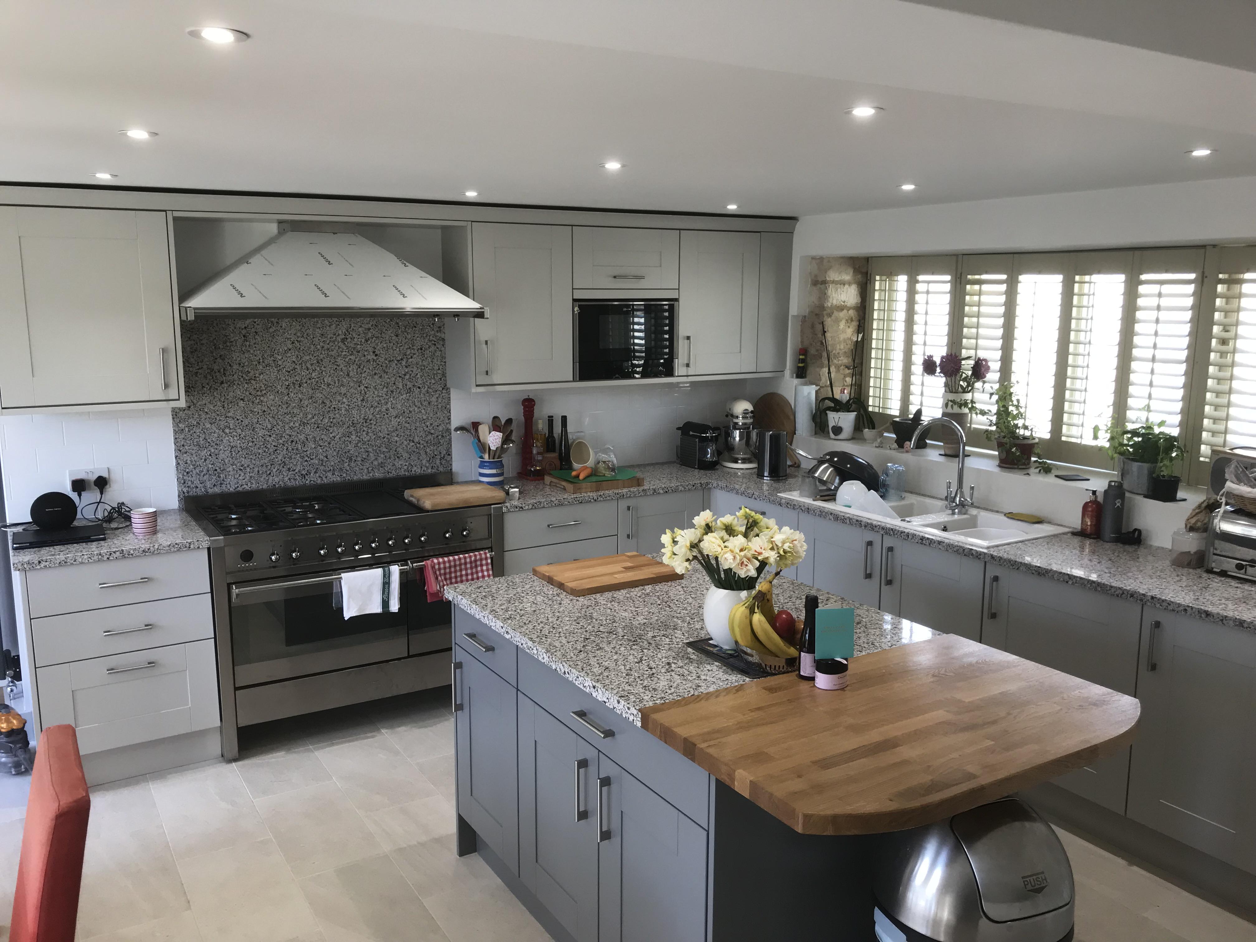 Granite, Kitchen Doors and Appliance