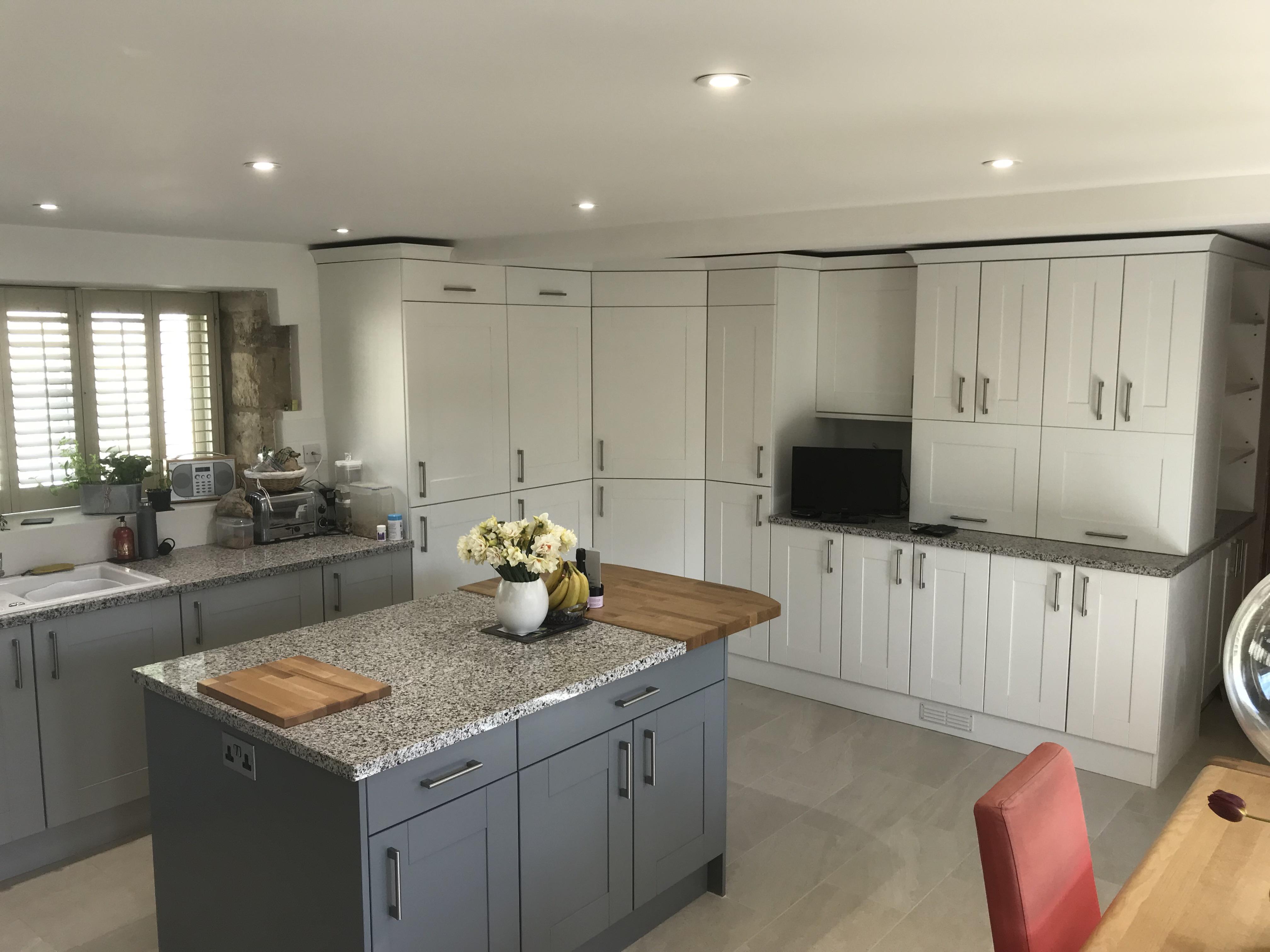 Fitted Kitchen | Granite & Doors