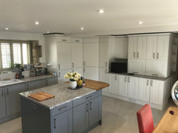 Fitted Kitchen | Granite & Doors