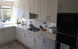 Sherwood kitchens White Kitchen Door