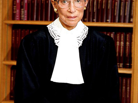 RBG, Independence and Women's Financial Wisdom