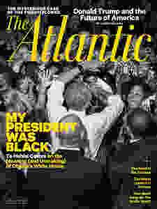 The Atlantic: My President was Black