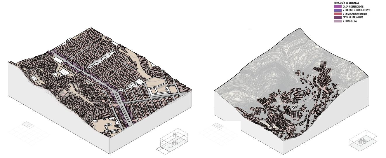 Mapping housing (vivienda)