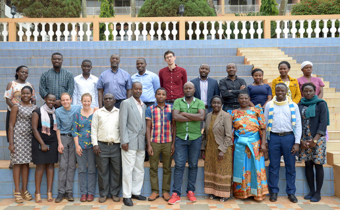 Kampala/KNOW team Inception meeting
