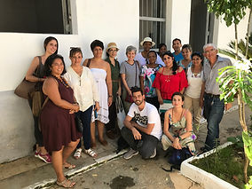 Meeting with Habitat Project in Remedios