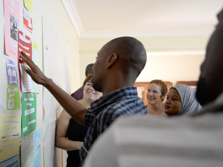 Learning together across scales: the KNOW Africa Regional Network takes shape.