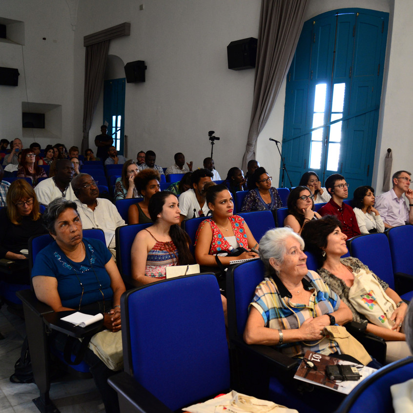 Audience at Dialogues 7