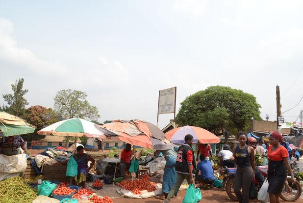 Kampala Streets