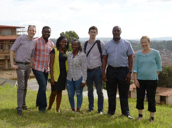 KNOW/Kampala Team