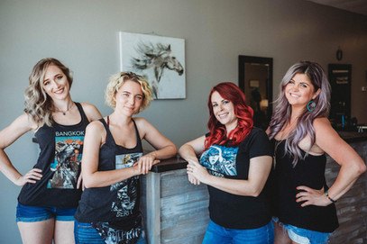 Wild Horse Salon Ladies