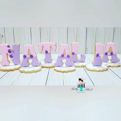 Happy Birthday Natalia! Our signature 3d