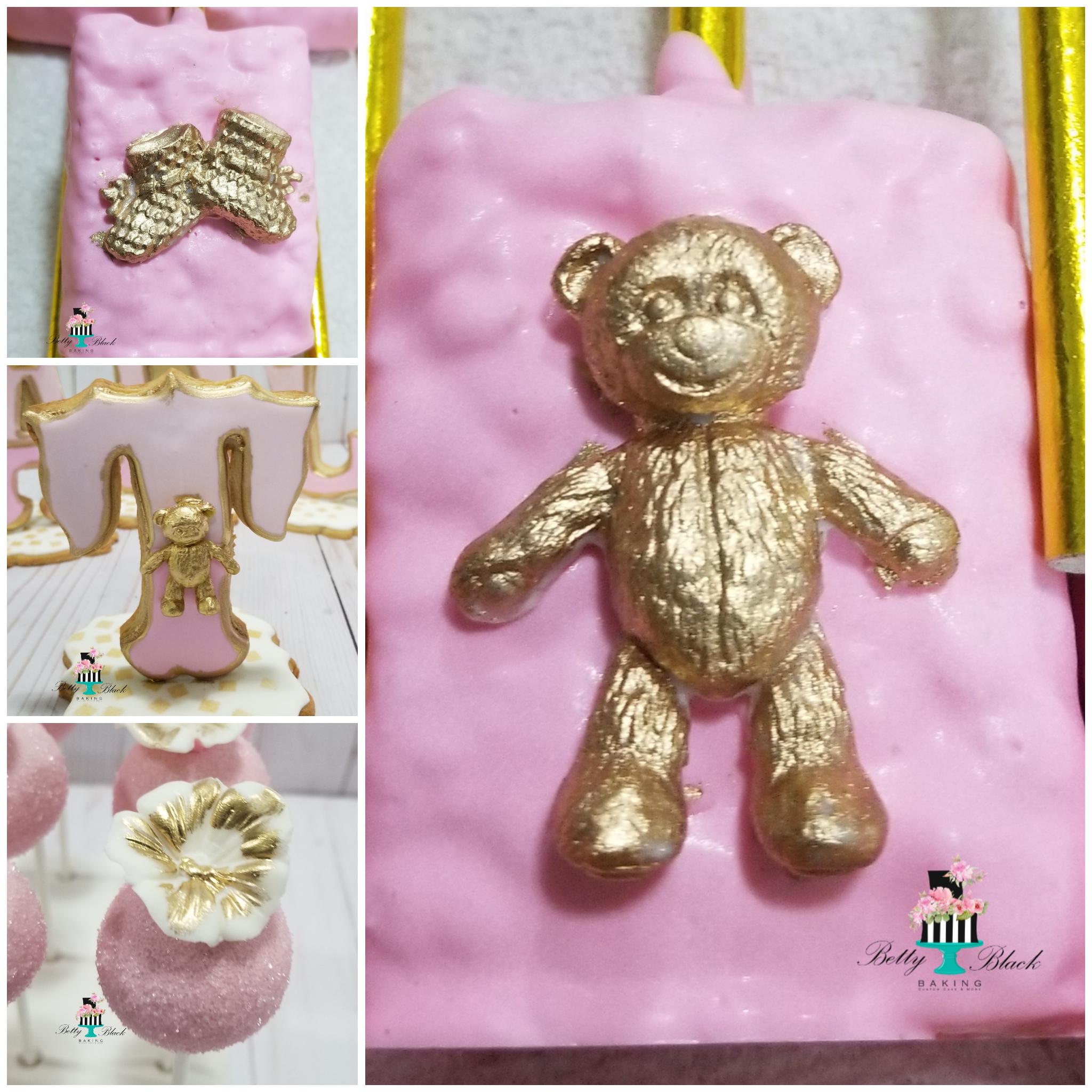 Baby shower RKT & Cookies