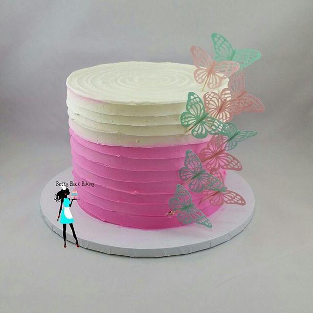 Repeat customer. Vanilla cake