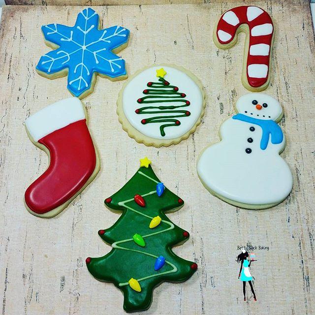 Christmas Sugar Cookie set