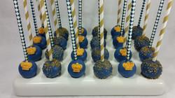 Royal Theme Cake pops