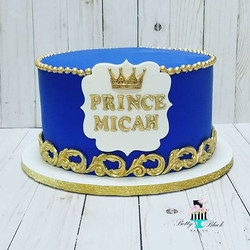 Welcome Prince Micah