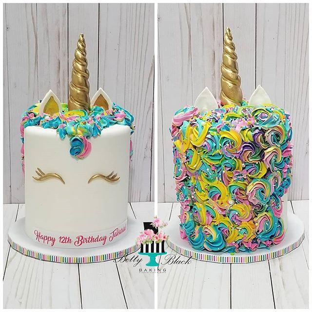 Happy Birthday Tavaria! Unicorn birthday