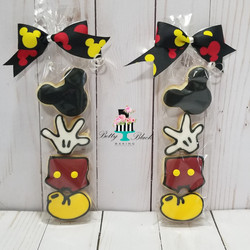 Mini cookie Favor- Mickey mouse