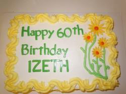 1/4 sheet Birthday