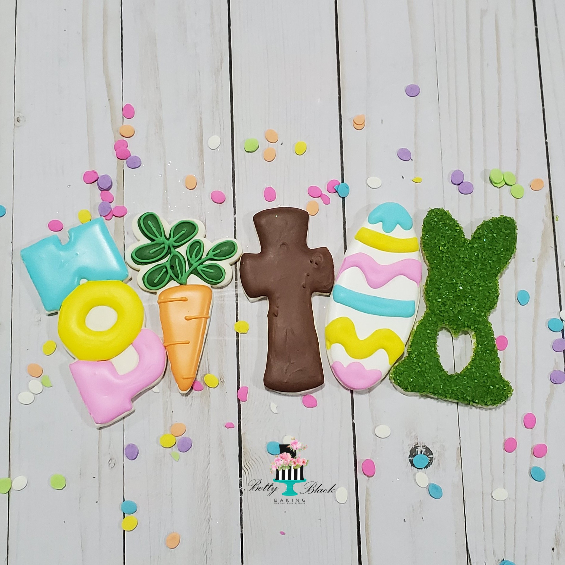 Spring / Easter Cookie Class MARCH 28