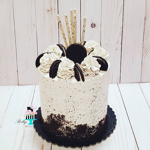 Petite Party Cakes