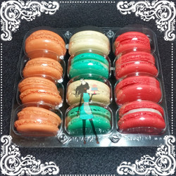 Fall Flavored Macarons