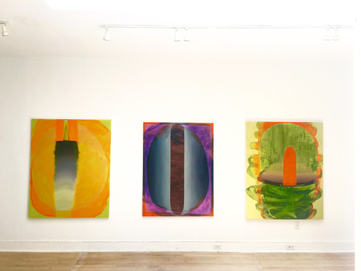 Ejecta Projects- install shot