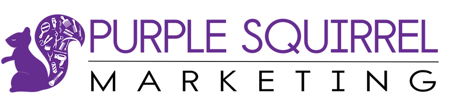 Purple Squirrel Marketing Social Media And Digital Marketing Company Logo