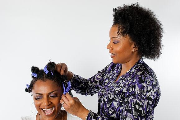 Sisterlocks® Professional Styling Class 101