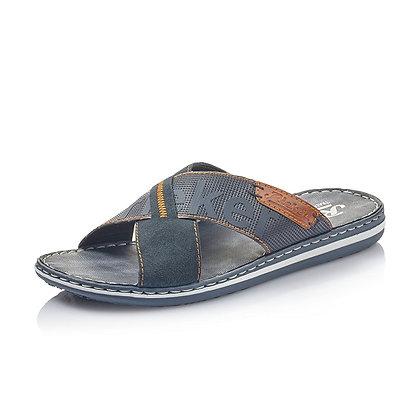 Sandales réf 21098 marine