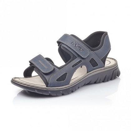 sandales réf 26761 marine