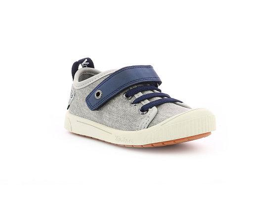 Sneakers basses gris