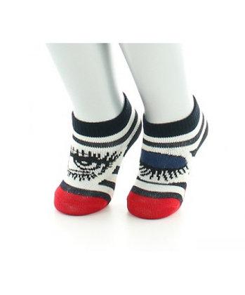 chaussettes basses enfants réf clin d'oeil