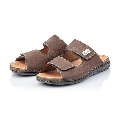 Sandales réf 25590 brown