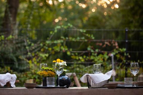 Locationsfotografie Berlin Restaurant Terasse