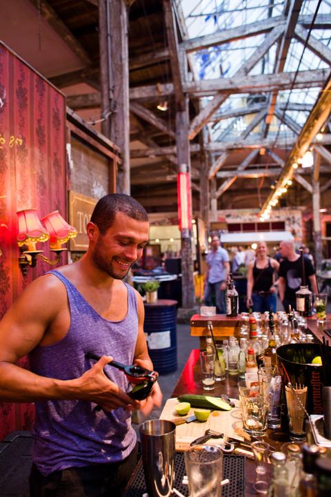 Imagefotografie Berlin Bar